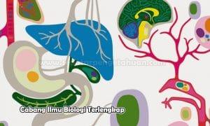 Cabang Ilmu Biologi Terlengkap