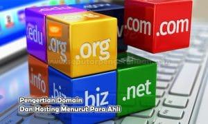 Pengertian Domain Dan Hosting Menurut Para Ahli