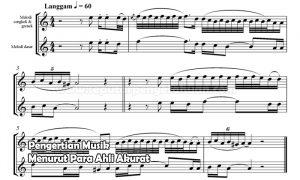 Pengertian Musik Menurut Para Ahli Akurat