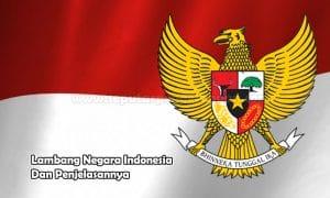 Lambang Negara Indonesia Dan Penjelasannya