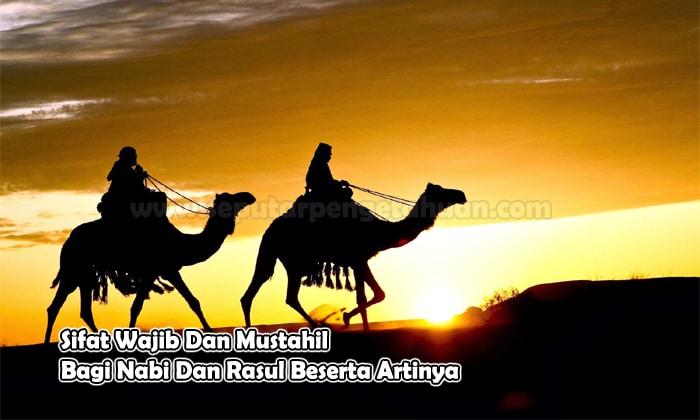 4 Sifat (Sidiq, Fathanah, Amanah, Tablgh) Sebagai Pondasi Dasar ...
