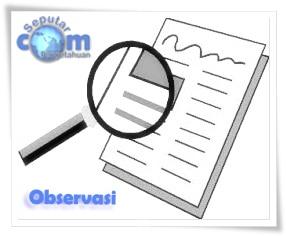 13 Pengertian Observasi Menurut Para Ahli