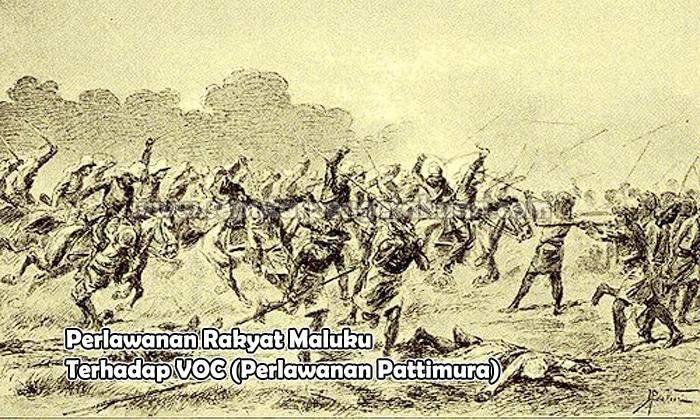 Perlawanan Rakyat Maluku Terhadap VOC (Perlawanan
