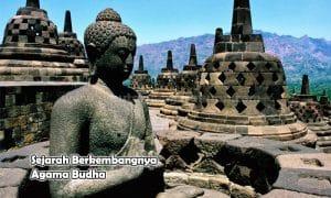 Sejarah Berkembangnya Agama Budha