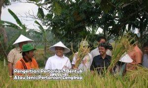 Pengertian Pertanian Modern