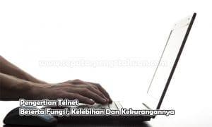 Pengertian Telnet Beserta Fungsi, Kelebihan Dan Kekurangannya
