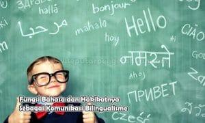 Fungsi Bahasa dan Hakikatnya Sebagai Komunikasi Bilingualisme