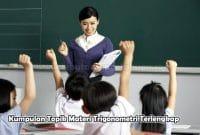Kumpulan Topik Materi Trigonometri Terlengkap