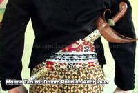 Makna Tersirat Dalam Pakaian Adat Jawa
