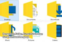 Pengertian Folder, Fungsi Folder Dan Cara Membuat Lengkap