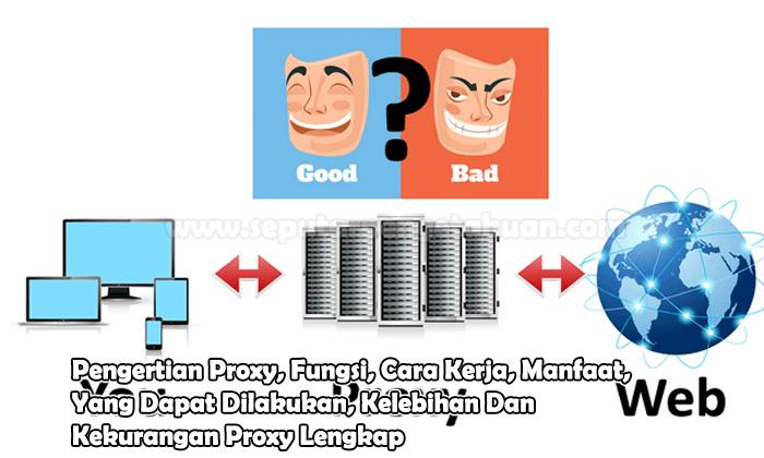 Pengertian Manfaat Dan Fungsi Proxy Server Download Lengkap