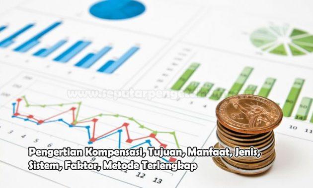 Pengertian Kompensasi, Tujuan, Manfaat, Jenis, Sistem, Faktor, Metode