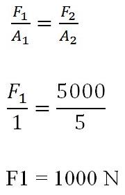Contoh Soal Hukum Pascal