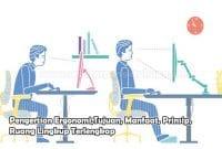 Pengertian Ergonomi,Tujuan, Manfaat, Prinsip, Ruang Lingkup