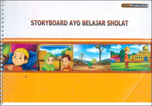 macam-macam storyboard