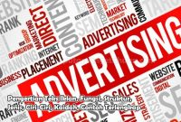 Pengertian Teks Iklan, Fungsi, Struktur, Jenis, Ciri-Ciri, Kaidah, Contoh