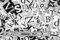 Pengertian Teks Tantangan, Struktur, Kaidah, Ciri-Ciri, Cara Menyusun, Contoh