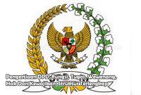 Pengertiaan DPD, Fungsi, Tugas, Wewenang, Hak Dan Kewajiban, Struktur