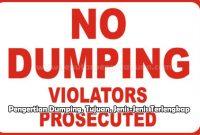Pengertian Dumping, Tujuan, Jenis-Jenis