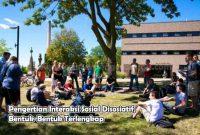 Pengertian Interaksi Sosial Disosiatif, Bentuk-Bentuk