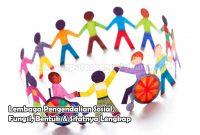 Lembaga Pengendalian Sosial, Fungsi, Bentuk & Sifatnya Lengkap