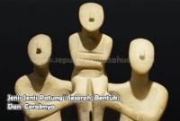 5 contoh patung non figuratif